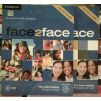 face2face Intermediate Student`s Book with DVD-ROMWorkbook without Key