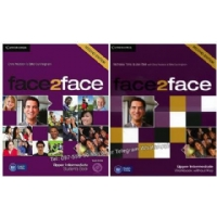 face2faceUpper Intermediate Student`s Book with DVD-ROMWorkbook without Key