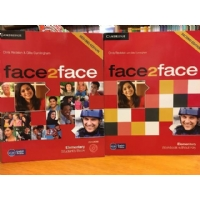 face2face Elementary Student`s Book with DVD-ROMWorkbook without Key
