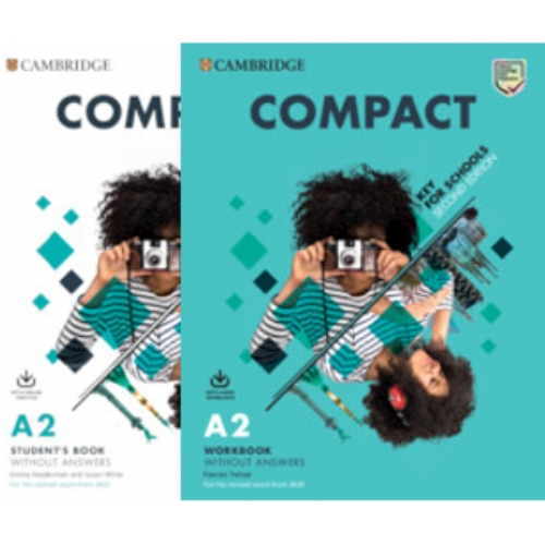 Compact Key for Schools 2Ed.Student`s Pack A2