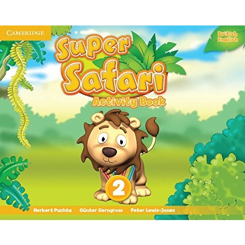 Super Safari2 Activity Book