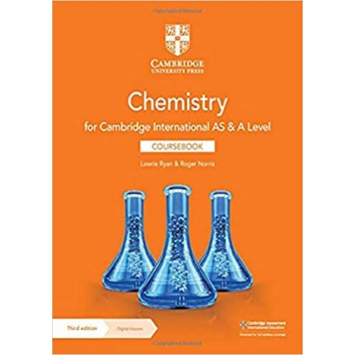 Cambridge Chemistry for Cambridge İnt.AS A Level Coursebook