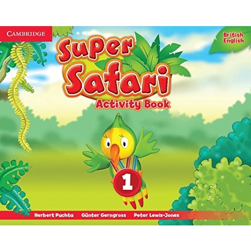 Cambridge Super Safari1 Activity Book