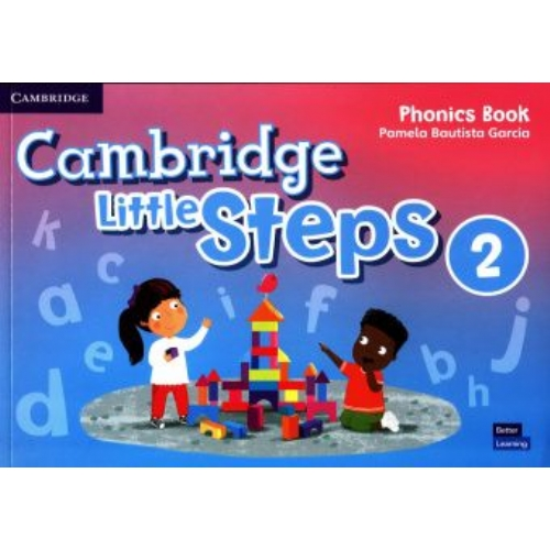 Cambridge Little Steps   2 Phonics Book