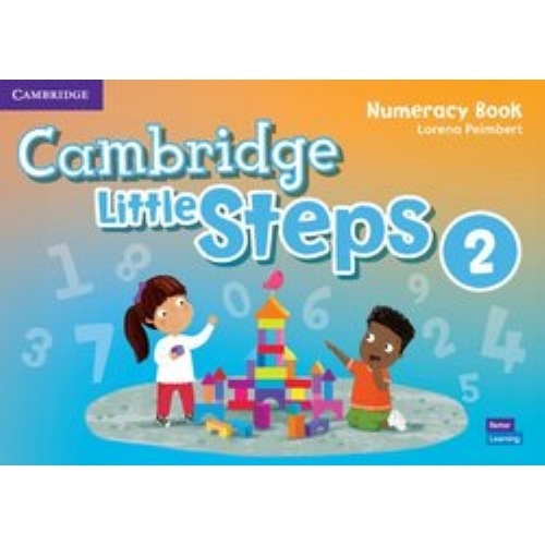 Cambridge Little Steps American English, Level 2 Numeracy Booklet