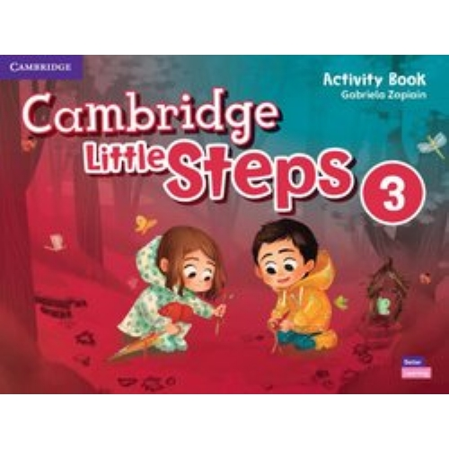 Cambridge Little Steps American English, Level 3 Activity Book