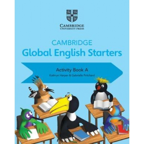 Cambridge Global English Starters A