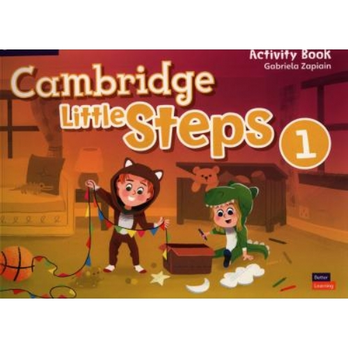 Cambridge Little Steps American English, Level 1 Activity Book-Cambridge