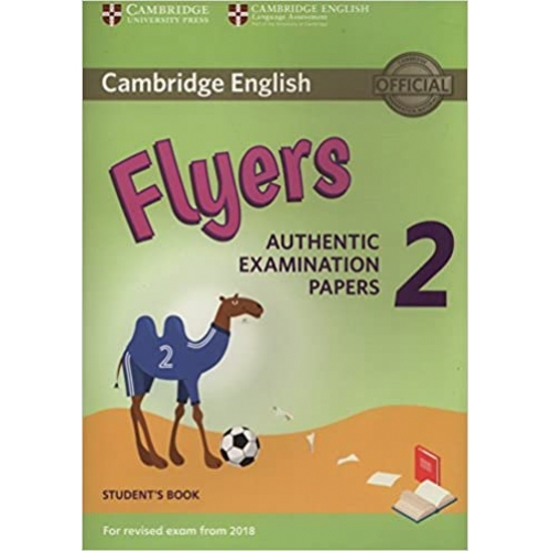 Cambridge Young Learners 2 Exam From 2018,Flyers
