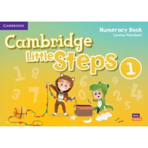 Cambridge Little Steps 1 Numeracy Book
