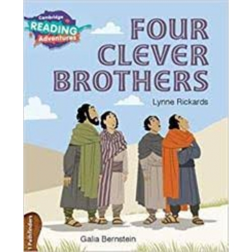 Cambridge Reading Adventures Four Clever Brothers