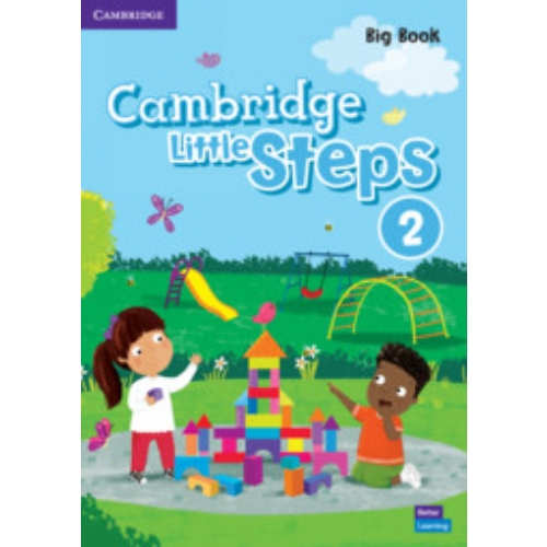 Cambridge Little Steps American English Student`s Book, Level 2 - Cambridge