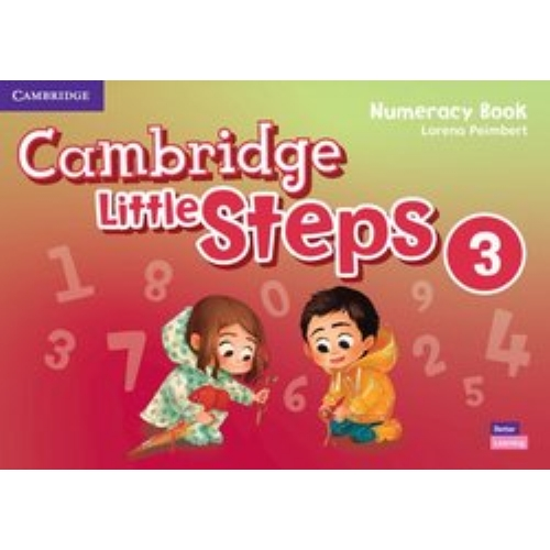 Cambridge Little Steps  3 Numeracy Book