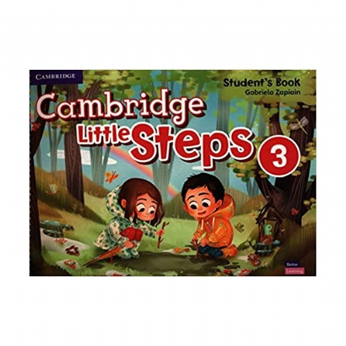 Cambridge Little Steps American English, Level 3 Student`s Book