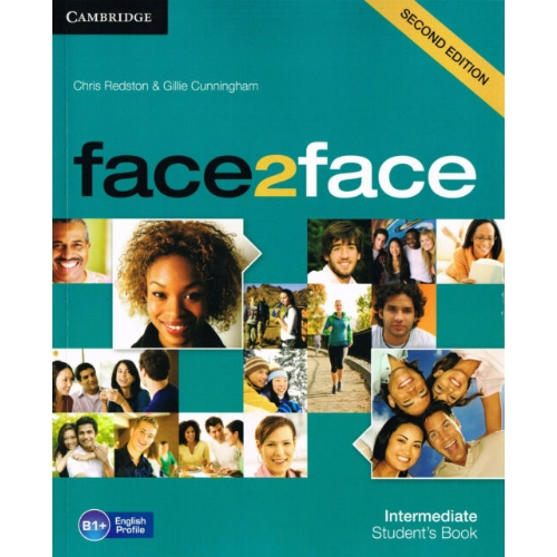 Cambridge face2face İntermadiate Student Book (2nd Edition)