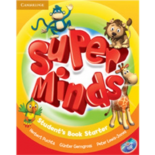 Cambridge Super Minds Starter Student`s Book