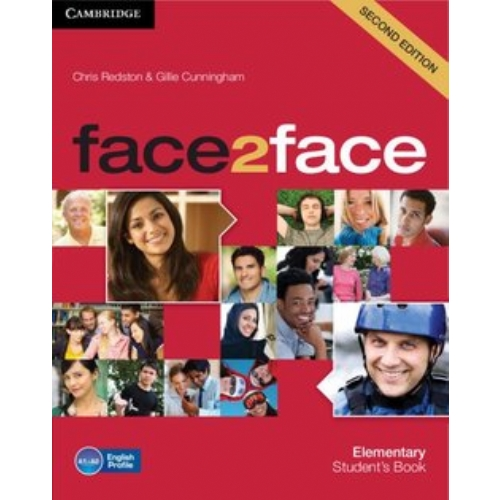 Cambridge face2face A2 Elemantary Student Book (2nd Edition)