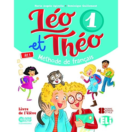 Léo Et Théo 2 - Sb + Downloadable Student`S Digital Book  - Elı Yayınevi
