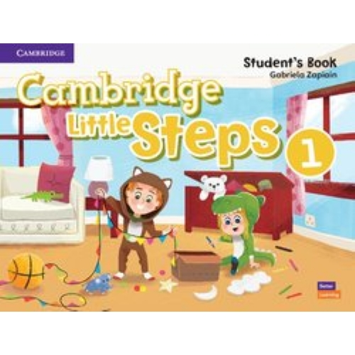 Cambridge Little Steps American English, Level 1 Student`s Book-Cambridge