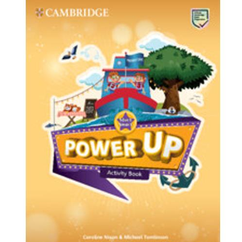 Power Up Start Smart - Activity Book