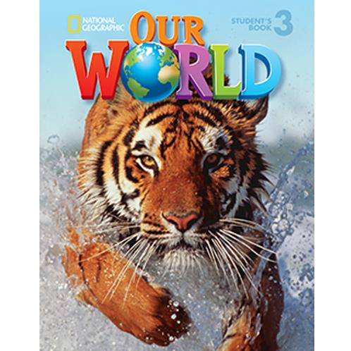 Our World 3  Student`s Book - Natıonal Geographic