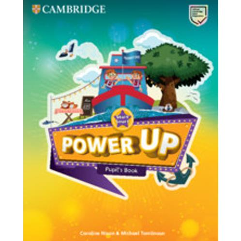 Power Up Start Smart - Pupils Book